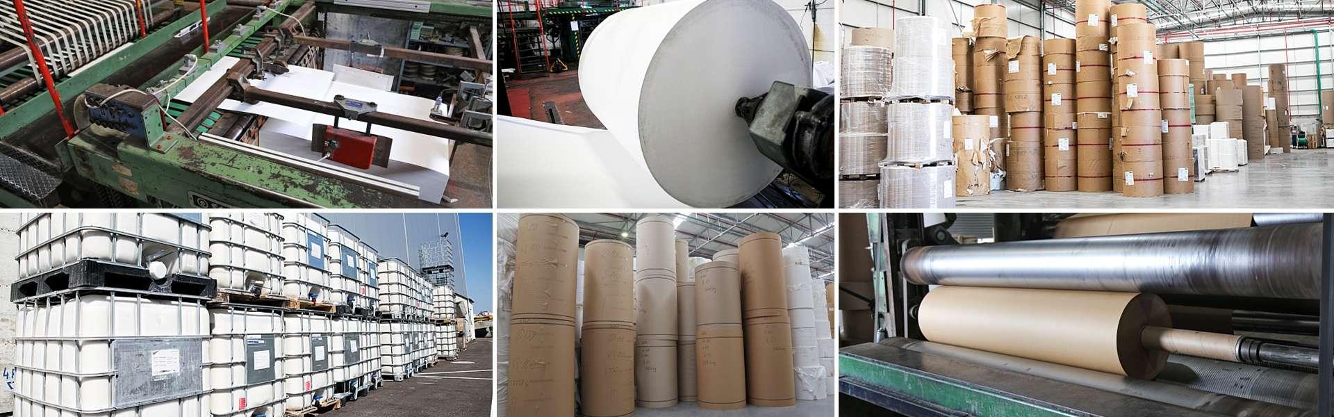 קונברטק תעשיות נייר